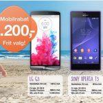 Billige mobilabonnementer erstattes med loyalitetsprogrammer