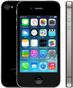 Apple iPhone 4S (Foto: Apple)