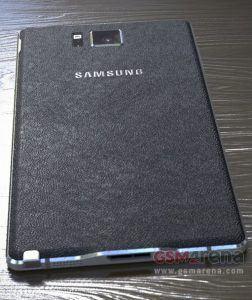 Lækket billede af Samsung Galaxy Note 4 (Kilde: GSMArena.com)