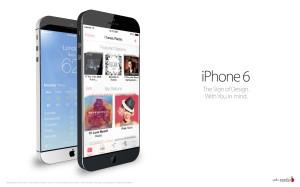 Mockup af iPhone 6