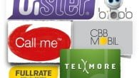 PRISTJEK: Billige mobilabonnementer til 99 kroner puster til priskrigen. Med hvad kan du få for under 100 kroner?