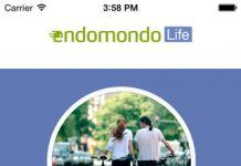 Endomondo Life til iPhone 5S