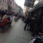 Kø foran Telia til iPhone 6 og iPhone 6 Plus