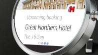 Hotels.com er klar med en ny feature til smartwatches, der bringer hotelgæsterne bookinginformationerne direkte på håndleddet – på wearables med Android.