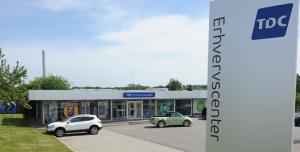 TDC Erhvervscenter Aarhus