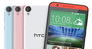 HTC Desire 820 (Foto: HTC)