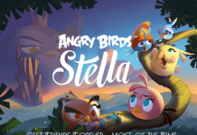 Screenshots Angry Birds Stella