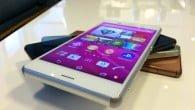 WEB-TV: Se her vores første kig på Sonys nye topmodeller Xperia Z3 og Xperia Z3 Compact.