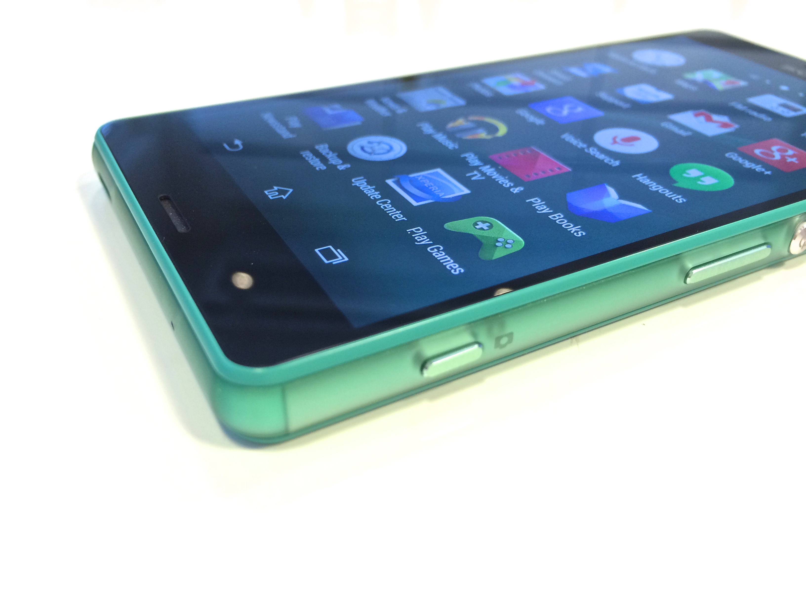 Sony Xperia Z3 Compact – lommevenlig topmodel