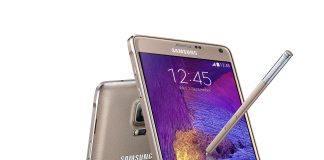 Samsung Galaxy Note 4 (Foto: Samsung)