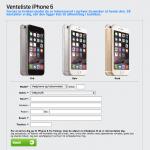 Bestil din iPhone 6-model på Telenor.dk