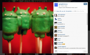 Android Lollipop? GoogleNexus-team teaser på Instagram