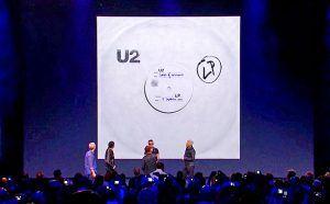 Her løfter U2 og Tim Cook sløret for det irske bands nye album