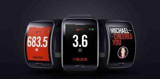 Nike+ Running på Samsung Gear S
