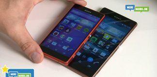 Sony Xperia Z3 Z3 Compact