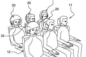 Skitse fra Airbus, der viser hvordan systemet kan komme til at se ud