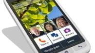 En ny smartphone er klar til de seniorer, som vil prøve kræfter med smartphone-teknologien på deres præmisser. Læs mere om den nye Doro Liberto 820 her.