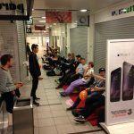 iPhone-salgsstart ved 3Butikken i Lyngby
