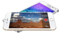 Galaxy Alpha og iPhone 6 har begge 4,7 tommer skærm, men hvor meget ligner de hinanden? Størst, hurtigst, mest interessant? Vurder det her.