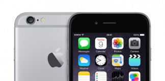 Apple iPhone 6 i space grey (Foto: Apple)