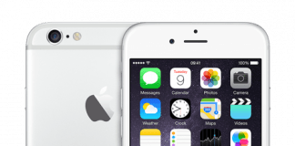 Apple iPhone 6 i silver (Foto: Apple)