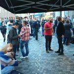 iPhone 6-kø foran Telenor-butikken i Købmagergade København