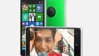 Lumia 830 er en tyndere, lettere og billigere udgave af Lumia 930, Microsofts seneste topmodel – læs om Lumia 830 her.