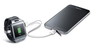 Power Sharing Cable fra Samsung.