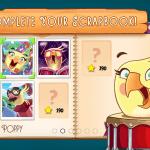 Screenshots Angry Birds Stella