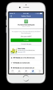 Facebook sikkerhedstjek
