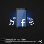 Forbind med Facebook på Sony Z3
