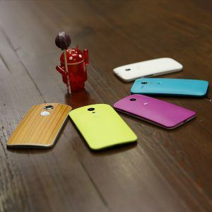 Motorola klar til Lollipop - Android 5.0