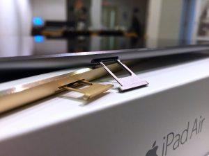 iPad Air 2 og iPad Mini 3 bruger nano SIM-kort