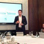 Telenors adm. direktør Marek Slacik