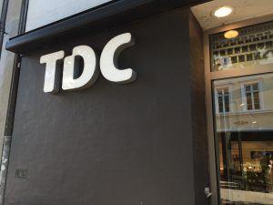 Telebutik, TDC, logo