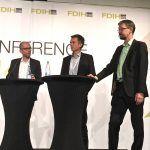 Bo Tolstrup, MobilePay - Peter Bredgaard, Paii - Martin F. Andersen, Swipp