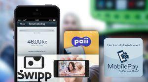 Sikkerhed i mobilbetaling