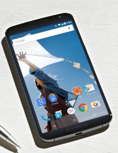Nexus 6 Android 5.0