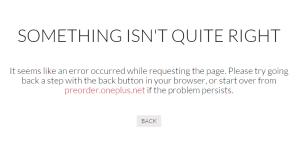 Efterspørgslen på OnePlus One, var mandag så stor, at hjemmesiden blev lagt ned.