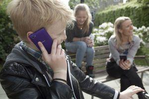 Barnets første mobil