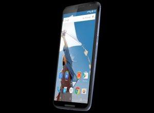 Google Nexus 6 @evleaks