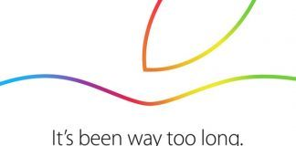 Apple event den 16. oktober 2014