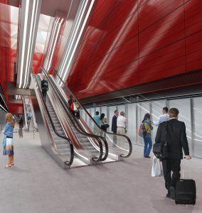 3G i metroen