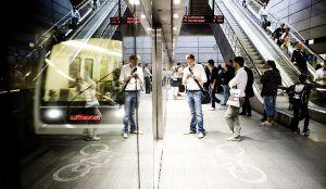 Telia og Telenor er klar med 3G i metroen