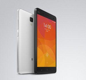 Xiaomi Mi4 var med til at sikre Xiaomi titlen som verdenens tredjestørste smartphone producent.