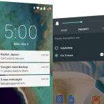 Android 5.0 Lollipop notifikationer