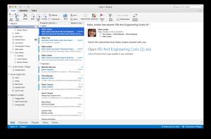 Outlook til Mac, november 2014