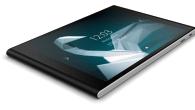 Udbrydere fra Nokia er klar med tablet der kan afvikle Android applikationer. Skærmstørrelsen på Jolla Tablet er 7,85 tommer.