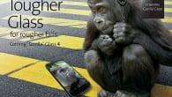 """Gorilla Glass 4 er en realitet. """"Stærkere end nogensinde og klar til hverdagen,"""" lyder det fra Corning."""