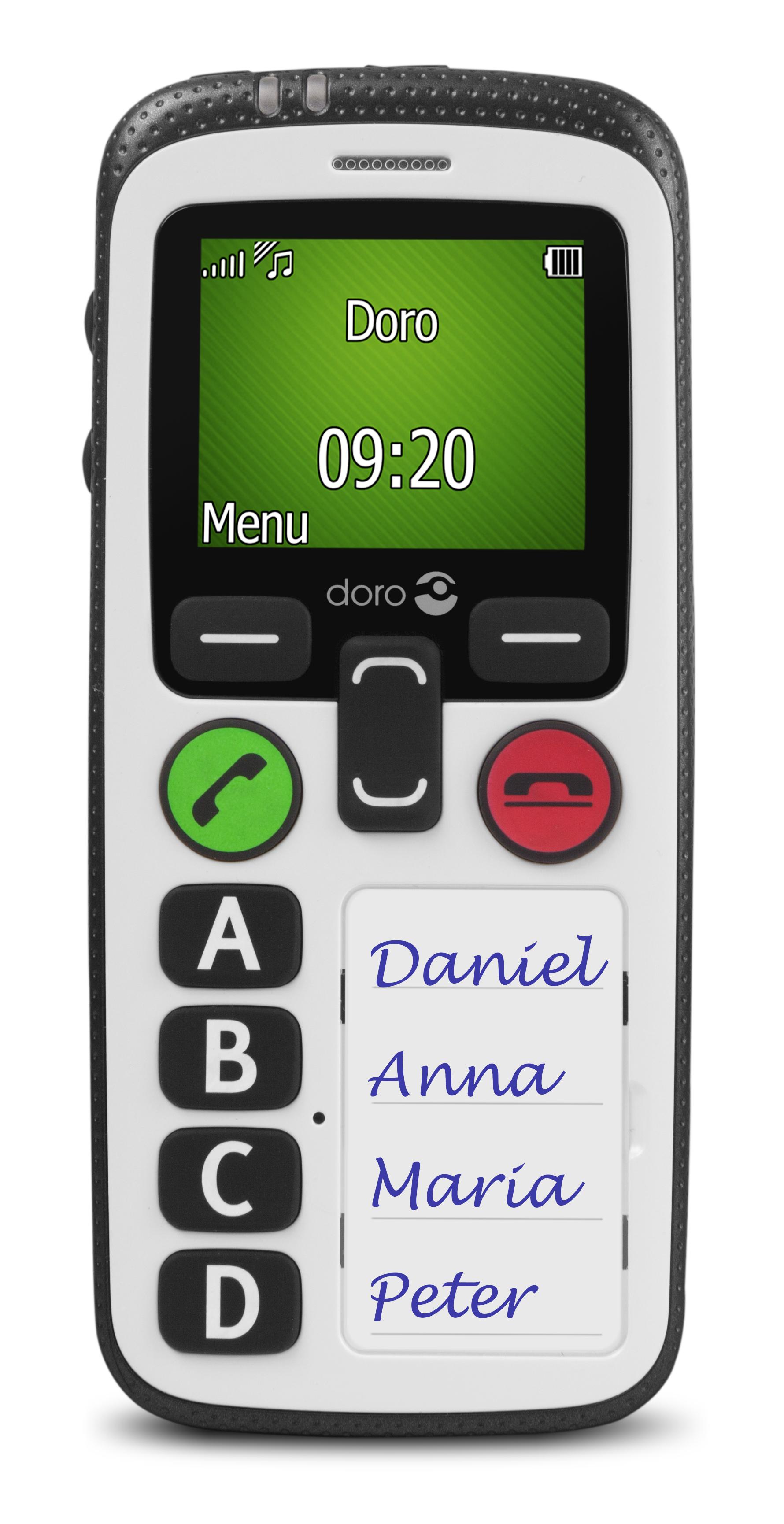 købes doro mobiltelefon